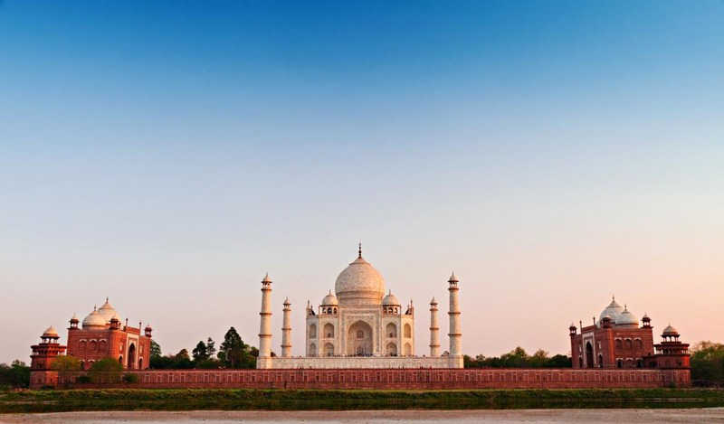 Best Time of the Day to Visit Taj Mahal