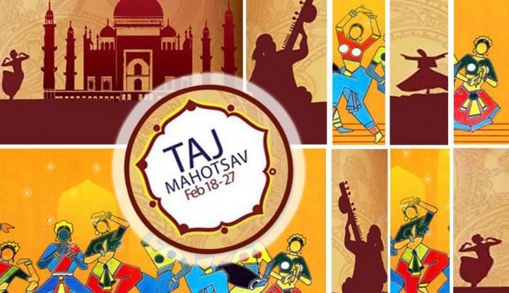Taj Mahotsav, Agra  2018